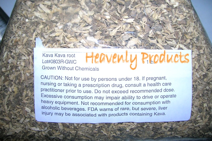 Kava Shredded Roots- Vanuatu Piper methysticum- 35gms