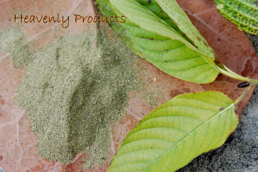 Kratom #B.H. Red Maeng Da Powdered 1oz (28gms)